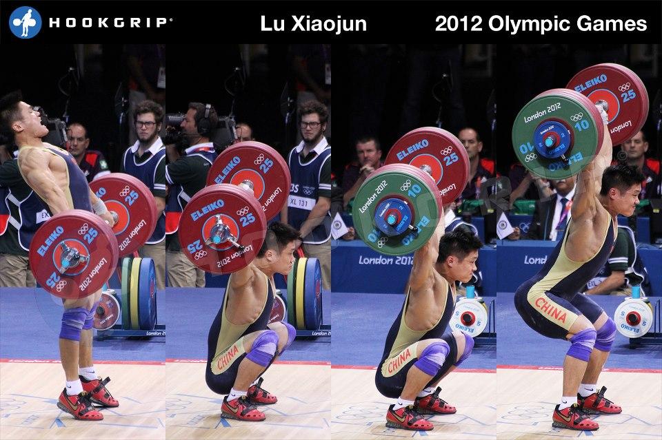 lu xiaojun 2012 olympcs