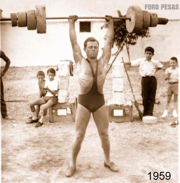 pesista 1959