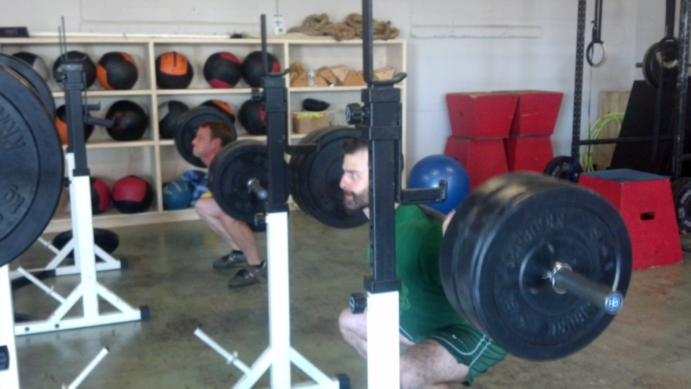 mean green squat machines
