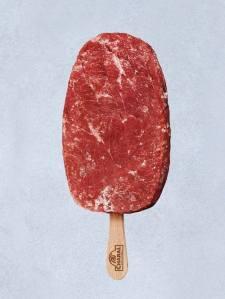Negative, I am a meat popsicle.