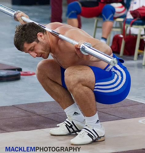 Khadzhimurat Akkaev (105kg, Russia)