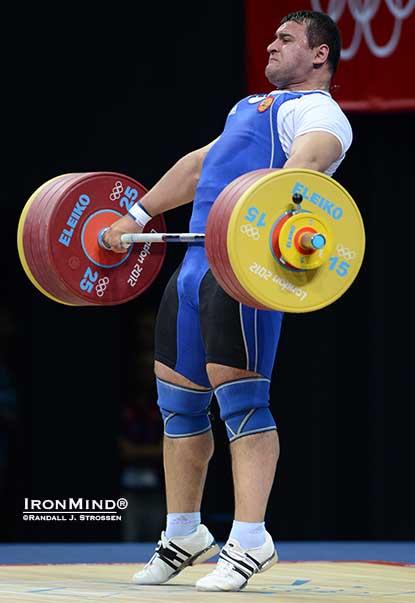Ruslan Albegov (105kg+, Russia)