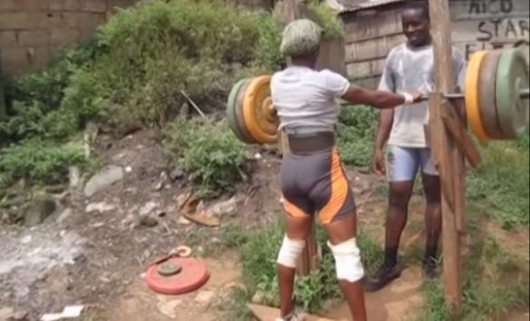 africanweightlifter