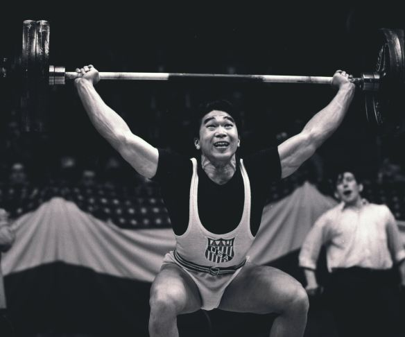 japaneseweightlifter